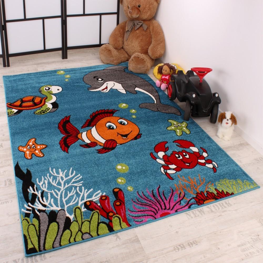 Детски релефни килими